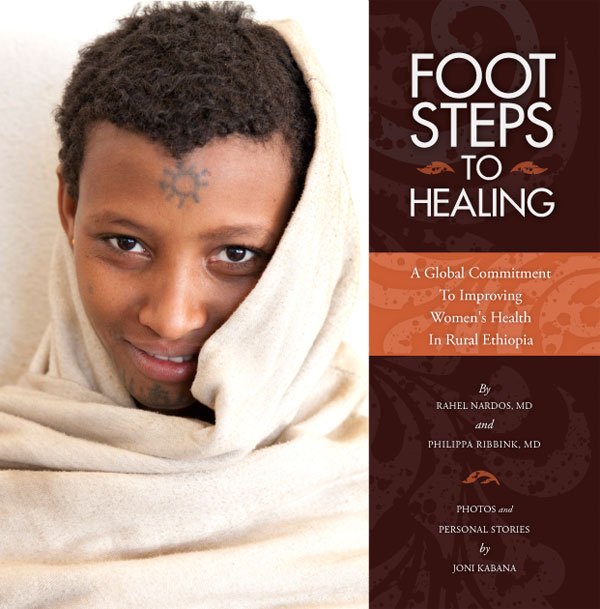 Footsteps To Healing cover