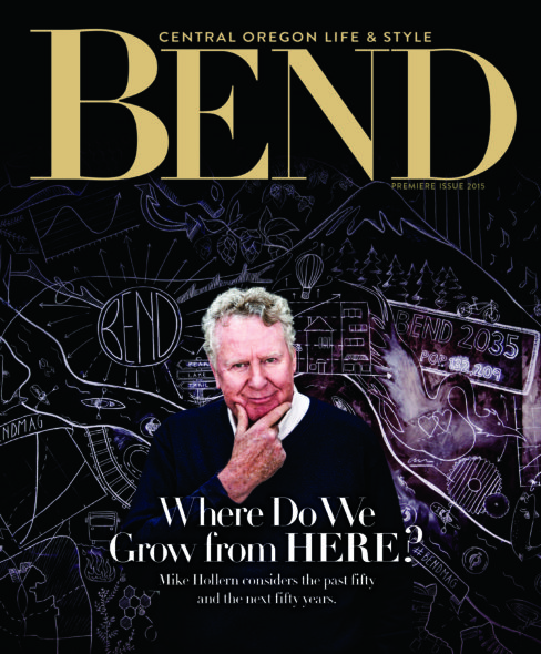 Bend Magazine Cover