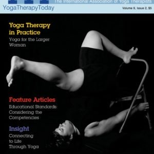 Yoga Therapy Today 2012