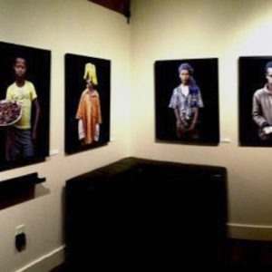 The Mercato Workers, Lightbox Gallery (cell photo by Michael Granger)