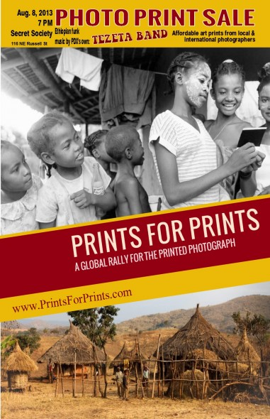 Prints For Prints Poster